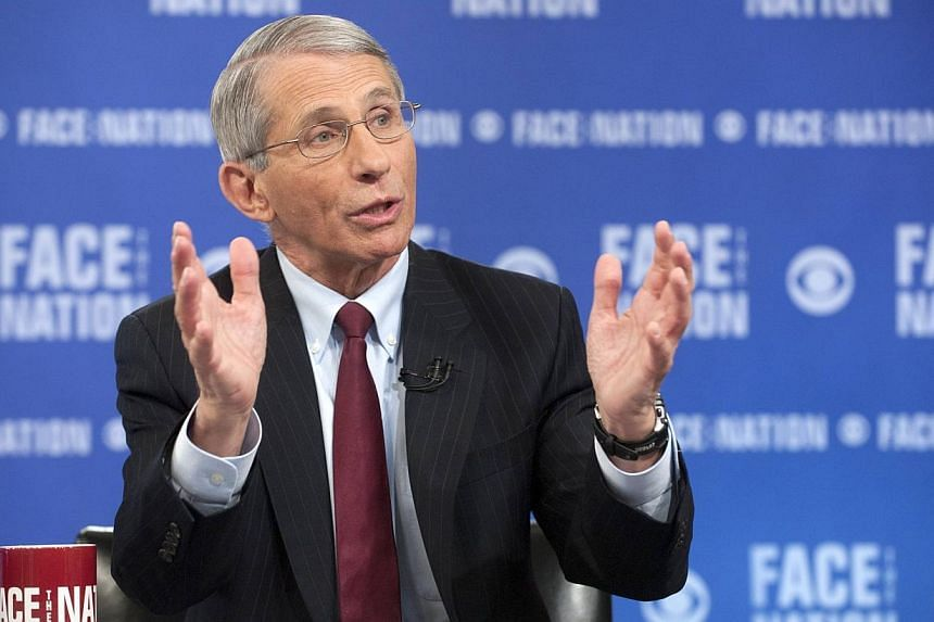 The second Ebola infection of a health worker in the United States was called unacceptable on Wednesday by Dr Anthony Fauci, as officials vowed to intensify training of hospital staff. -- PHOTO: REUTERS