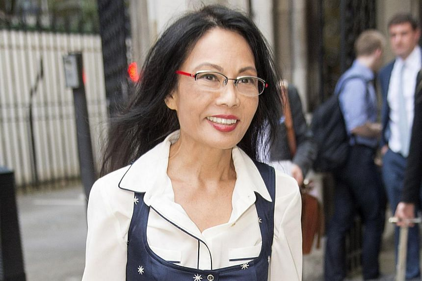 Former Miss Malaysia Pauline Chai is seeking about £200 million (S$409 million) in her divorce claim against Malaysian tycoon Khoo Kay Peng. If her claim is successful, it could be Britain's largest divorce settlement.
