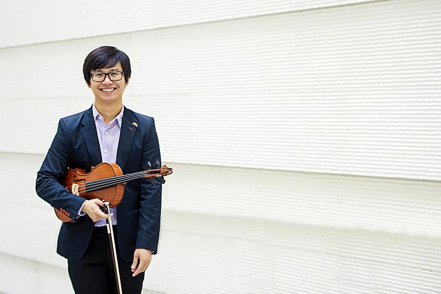 Five Young Artist Awards will also be given out to composer Chen Zhangyi (pictured), theatre practitioner Ian Loy, film-maker Jow Zhi Wei, dance artist Lee Mun Wai, and theatre actor Siti Khalijah Zainal. -- PHOTO: NATIONAL ARTS COUNCIL