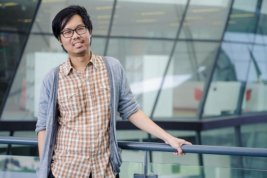 Five Young Artist Awards will also be given out to composer Chen Zhangyi, theatre practitioner Ian Loy, film-maker Jow Zhi Wei (pictured), dance artist Lee Mun Wai, and theatre actor Siti Khalijah Zainal. -- PHOTO: NATIONAL ARTS COUNCIL