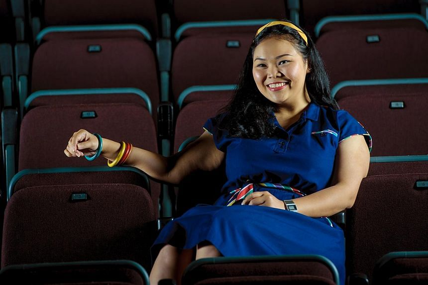 Five Young Artist Awards will also be given out to composer Chen Zhangyi, theatre practitioner Ian Loy, film-maker Jow Zhi Wei, dance artist Lee Mun Wai, and theatre actor Siti Khalijah Zainal (pictured). -- PHOTO: NATIONAL ARTS COUNCIL