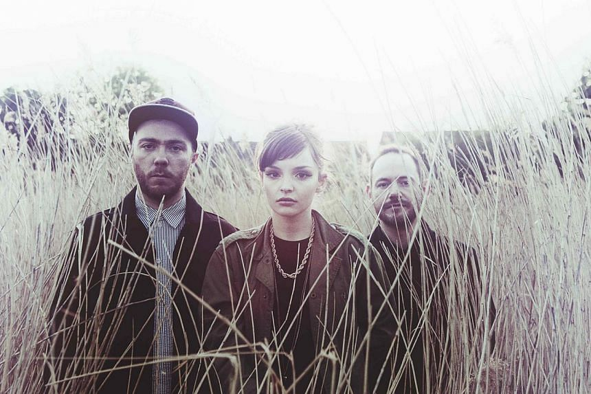 It's The Ship cruises will bring music acts such as Chvrches (above) and DJ Lil Jon to its passengers. -- PHOTO: THE LIVESCAPE GROUP