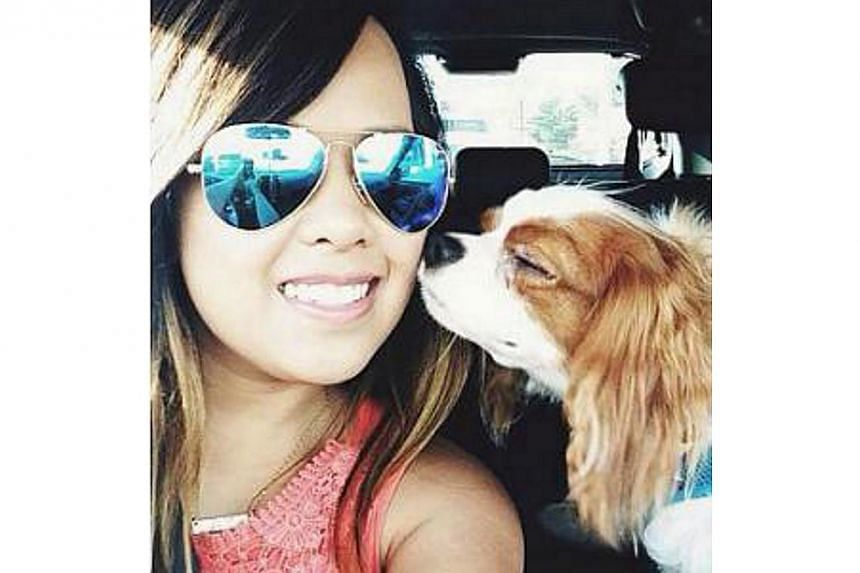 The first person infected with Ebola in the United States, Nina Pham (above), is being transferred from a Texas hospital to the National Institutes of Health near the US capital, officials said on Thursday. -- PHOTO: PHAM FAMILY