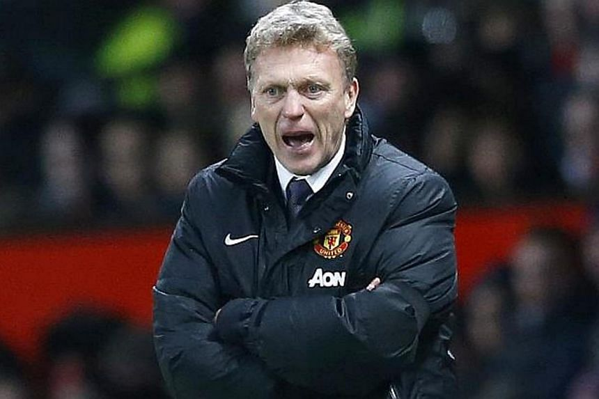 David Moyes, who has been out of football since leaving Manchester United in April, says he is ready to resume his managerial career and is waiting for the right club to come along either in England or overseas. -- PHOTO: REUTERS