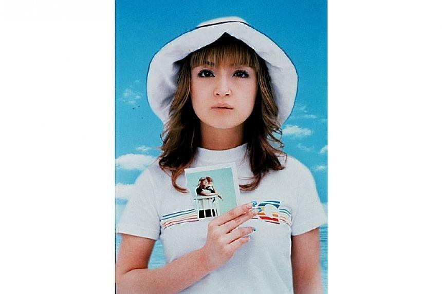 Ayumi Hamasaki, Japanese pop singer. -- PHOTO: MUSIC STREET