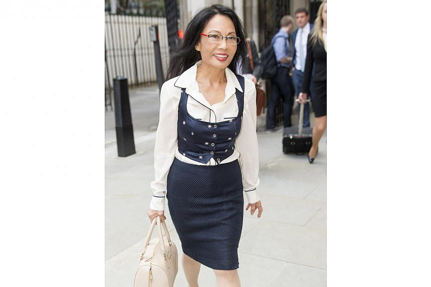 Las Vegas may be the best place for marriage but London is known as the divorce capital of the world - boosted by a ruling on Friday on Malaysian beauty queen Pauline Chai's bid for a big money split from her tycoon husband Khoo Kay Peng. -- PAUL GRO