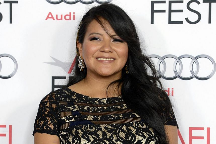 Cast member Misty Upham attends a screening of the film August: Osage County during AFI Fest 2013 in Los Angeles in this file photo taken Nov 8, 2013. -- PHOTO: REUTERS
