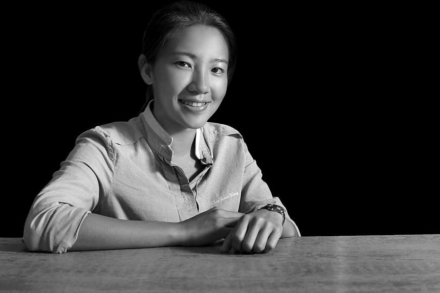 The Best Of You features an edible art installation by pastry chef Janice Wong (above) and a short film by film-maker Royston Tan (right). Former MTV VJ Holly Grabarek submitted an entry about her relationship with her grandmother (both left).