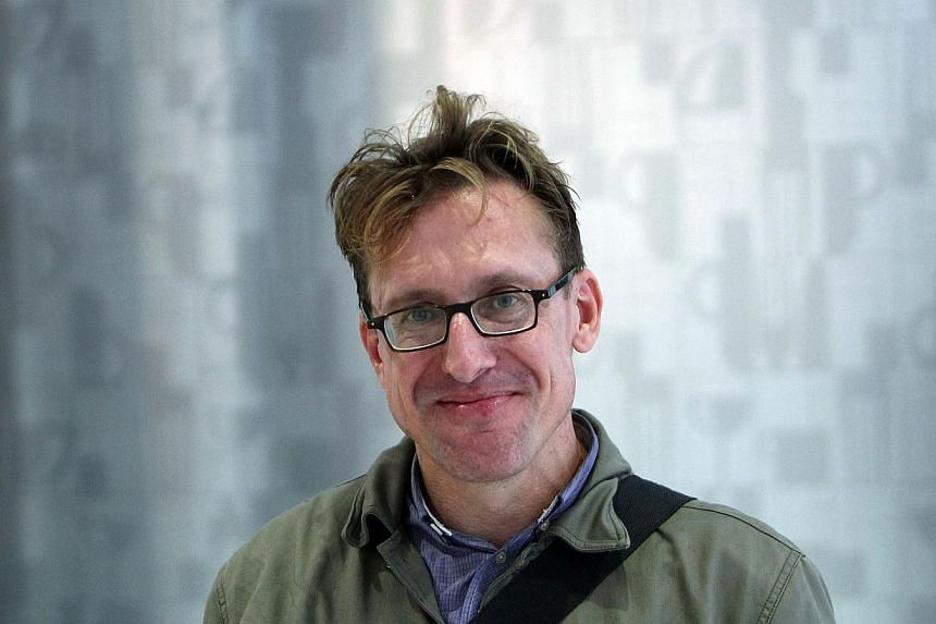 Former Ivy League professor of German Eric Jarosinski, 43, seemed an unlikely Twitter phenomenon. When he wasn't teaching his students in the United States about 20th-century writers and philosophers, he was trying to write a book on transparency as