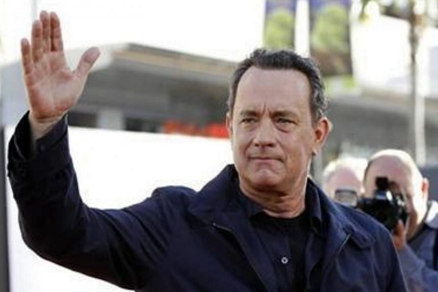 Oscar-winning actor Tom Hanks has a short story published in the prestigious The New Yorker magazine this week and the reception has not been good. -- PHOTO: REUTERS