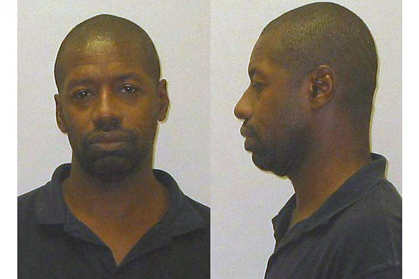Darren Deon Vann is seen in an undated picture released by the Hammond Police Department in Hammond, Indiana on Oct 20, 2014. -- PHOTO: REUTERS