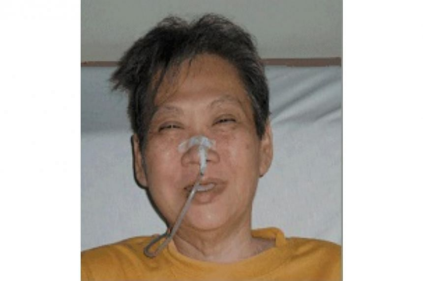 The police are appealing for the relatives of recently deceased Madam Wong Lai Seong to come forward. Anyone with information can call the police hotline on 1800-255-0000. -- PHOTO: PUBLIC AFFAIRS DEPARTMENT, SINGAPORE POLICE FORCE