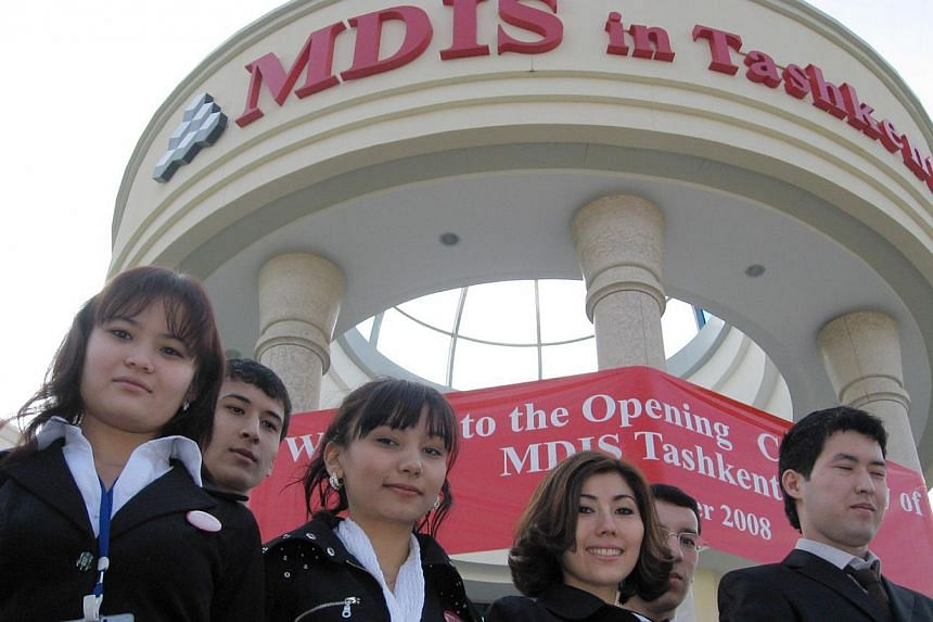 As part of its globalisation push, the Management Development Institute of Singapore (MDIS), is expanding its campus in the Uzbekistan capital of Tashkent. -- PHOTO: ST FILE