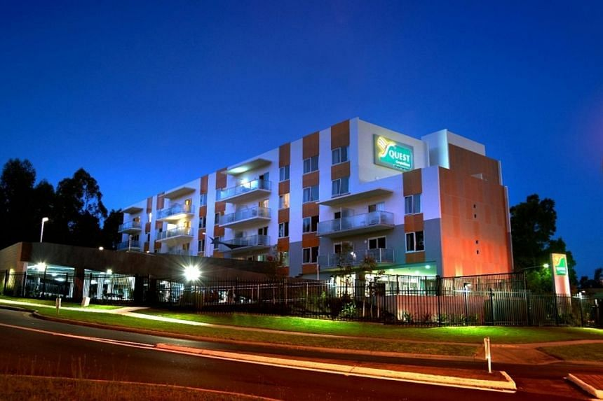 The Quest Campbelltown. -- PHOTO: THE ASCOTT LIMITED