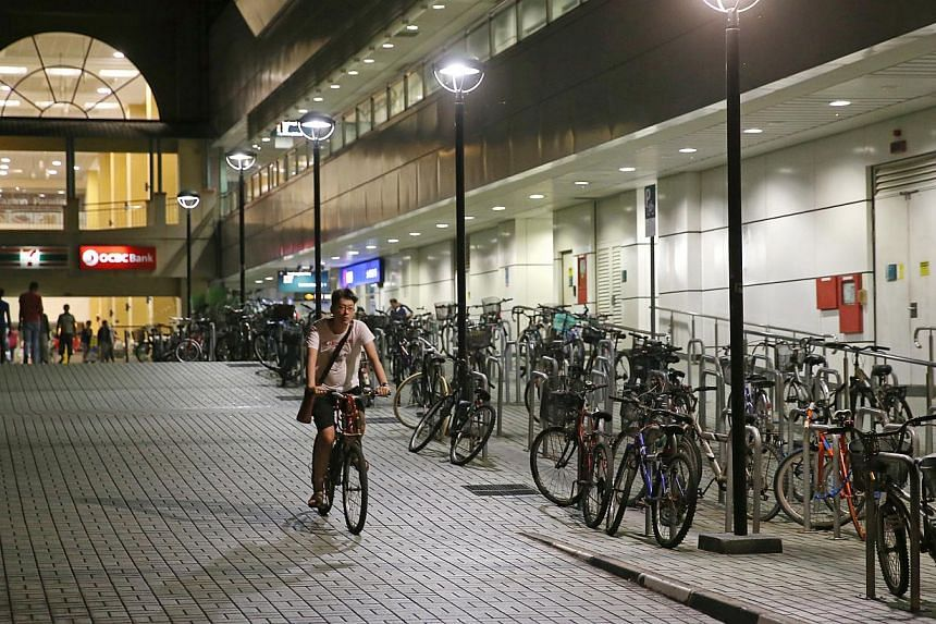 National Development Minister Khaw Boon Wan says more should be done to make cycling more than just a recreational pursuit.