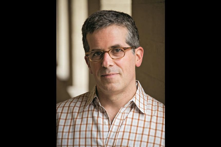 Jonathan Lethem says he tries to write every day. -- PHOTO: JOHN LUCAS