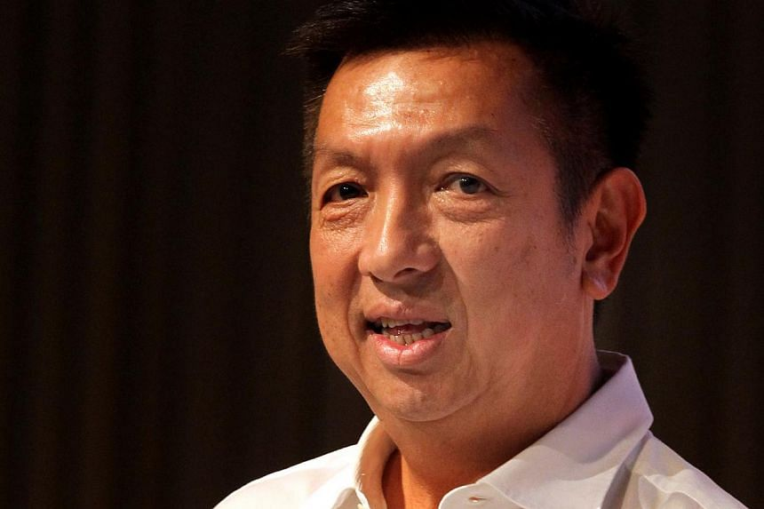Singapore billionaire investor Peter Lim has reached an agreement with Bankia to buy a controlling stake in Spanish football club Valencia. -- PHOTO: ST FILE