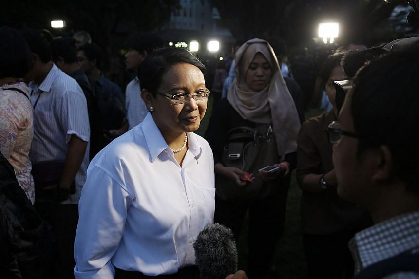 In today's foreign policy landscape, Ms Retno L. P. Marsudi will have to further an all-fronts diplomacy that is no longer the sole preserve of the state, but one that includes interactions at the societal and people levels as well.