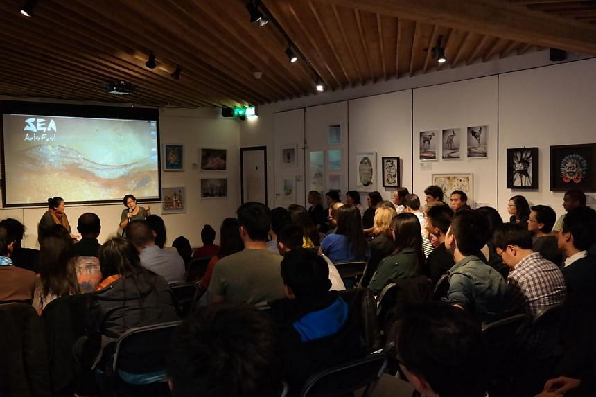 Filmmaker Tan Pin Pin's documentary To Singapore, With Love played at four sold-out screenings over two days in London, with many among the audience curious to watch it after the film was barred from public screening and distribution in Singapore by