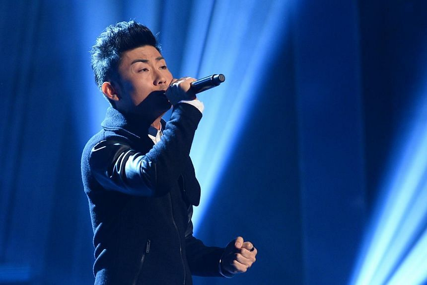 Alfred Sim took up gigs as a wedding singer when he failed to make it to the final rounds of Project Superstar in 2005 and 2006. -- PHOTO: MEDIACORP CHANNEL U