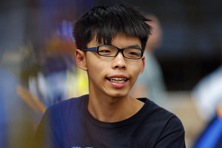 Pro-democracy leader Joshua Wong says his generation differs from earlier ones, many of whom arrived in Hong Kong from mainland China, and for whom a secure job was more important than politics.