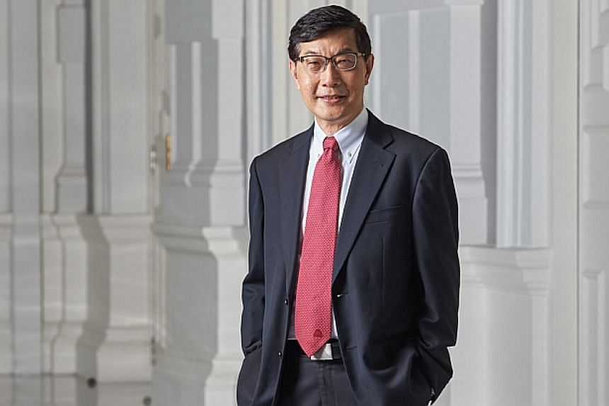 Professor Lee Yuan Kun, president of the Singapore Society for Microbiology and Biotechnology. -- PHOTO: