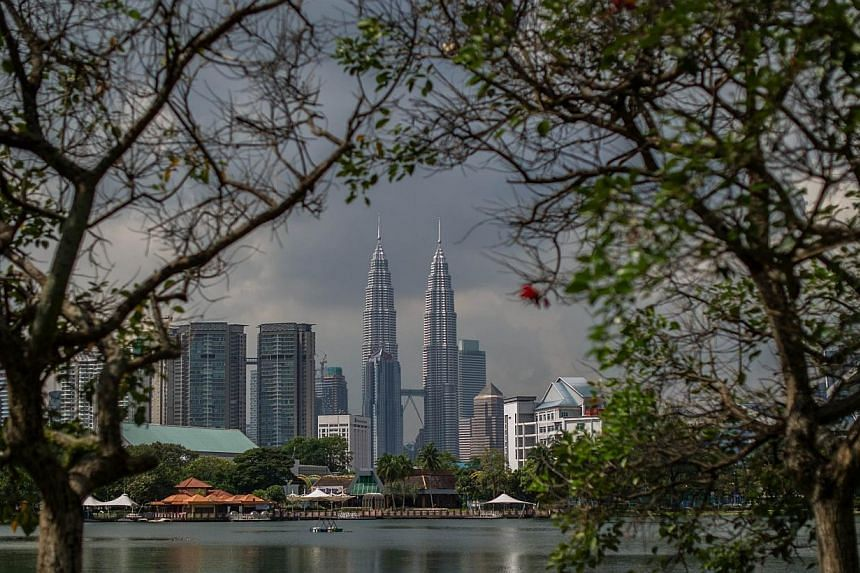 The prospect of zipping between Singapore and Kuala Lumpur in around 90 minutes is an exciting one. -- PHOTO: AFP