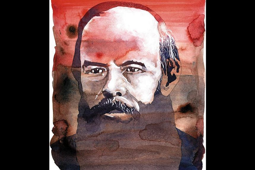 Russian novelist Fyodor Dostoyevsky.  -- PHOTO: ST FILE
