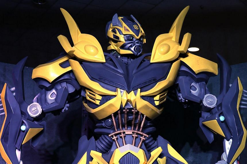 Fan favourite Bumblebee.Despite the yellow Autobot being one of the smaller characters in the Autobots faction, Bumblebee's rise to stardom after the Transformers films were released have led to the character becoming a pop culture icon.-