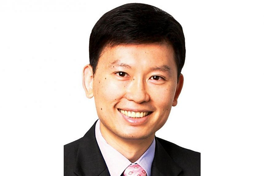 Mr Chee Hong Tat. -- PHOTO: PUBLIC SERVICE DIVISION, PRIME MINISTER'S OFFICE