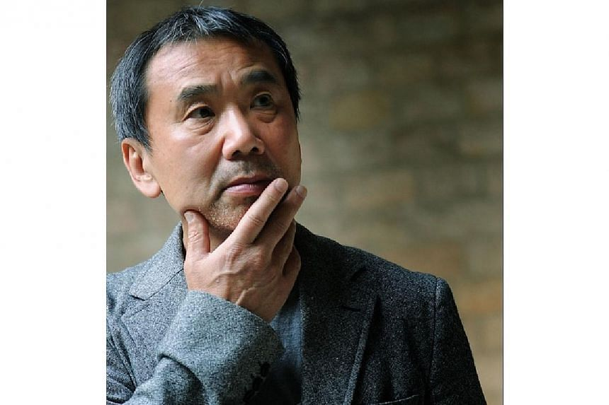 Japanese writer Haruki Murakami has chided his country for shirking responsibility for its World War II aggression and the Fukushima nuclear disaster in an interview published on Monday. -- PHOTO: AFP