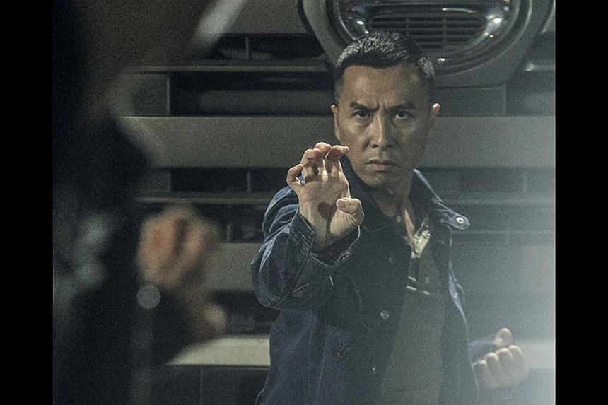 Director Teddy Chan on working with Donnie Yen (above) and China actor Wang Baoqiang.