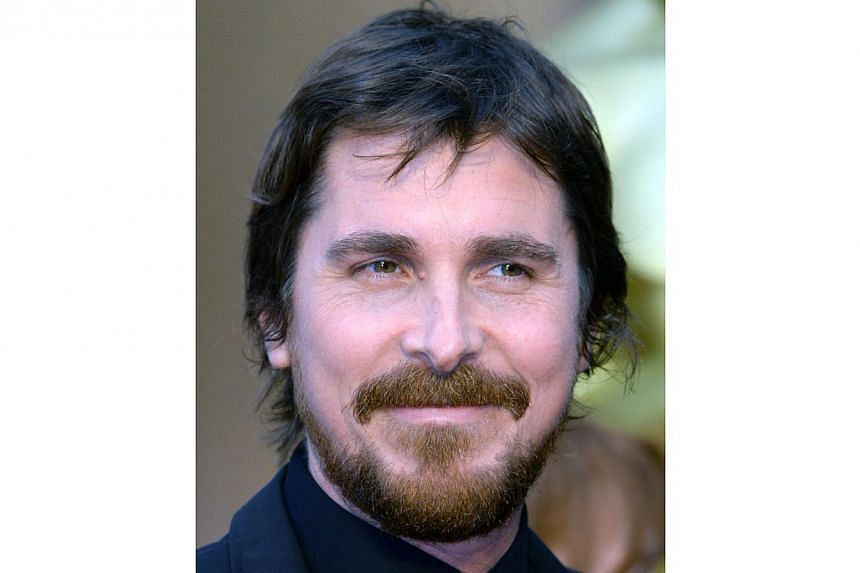 Actor Christian Bale has bailed out of the Steve Jobs biopic two weeks after it was announced that he will be playing the Apple co-founder, said The Hollywood Reporter. -- PHOTO: AFP