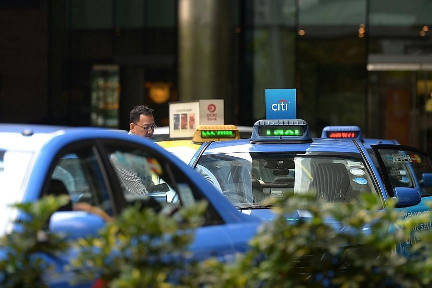 Singapore has a ratio of taxis per thousand population of 5.2. During peak hours, commuters here may have to wait for 20 to 30 minutes for a taxi, according to surveys published by the LTA.