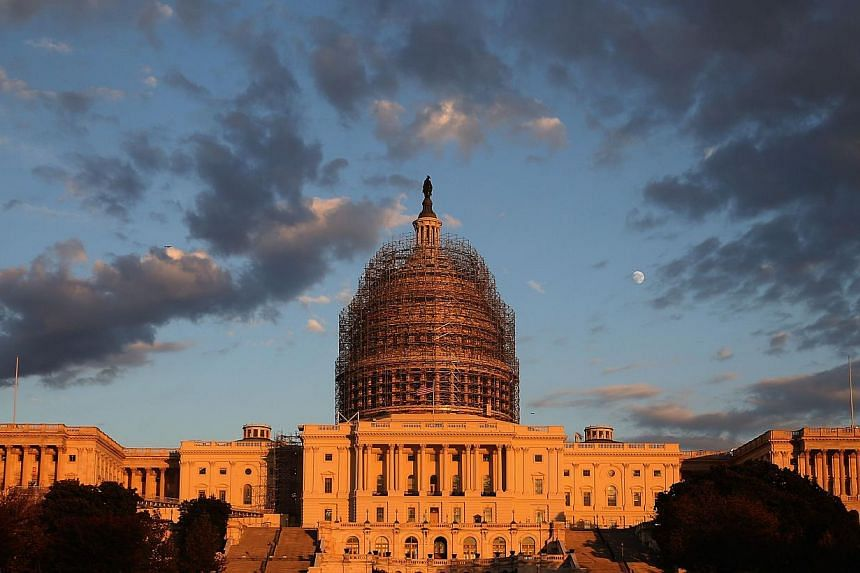 As campaigning for the mid-term elections wrapped up, both Republicans and Democrats said they would have control of the Senate when polls close on Tuesday night in the United States. -- PHOTO: AFP