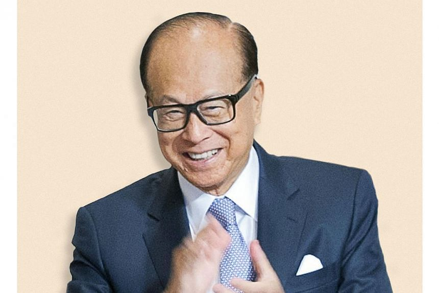 A property flagship led by Asia's richest tycoon Li Ka Shing said on Wednesday it plans to buy up to 60 passenger jets in a series of transactions that amount to more than US$2.5 billion (S$3.13 billion). -- PHOTO: LI KA SHING FOUNDATION