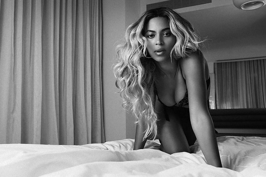 Beyonce is the highest-paid woman in music in 2014, with estimated earnings of US$115 million (S$148 million), says Forbes magazine. -- PHOTO: BEYONCE