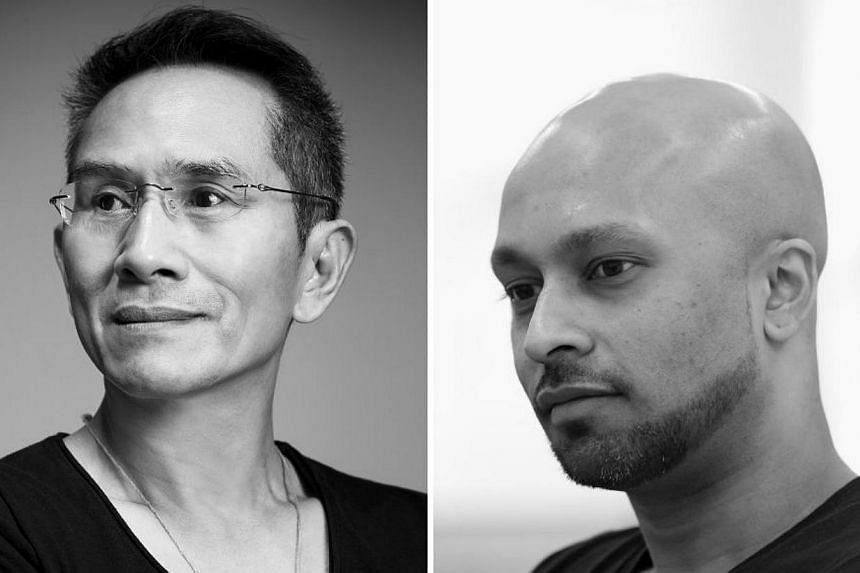 Singapore's largest arts centre is joining the SG50 celebrations next year, welcoming back many international artists who have performed at the Esplanade over the years, including choreographers Lin Hwai-Min (left) from Taiwan and Akram Khan from Bri