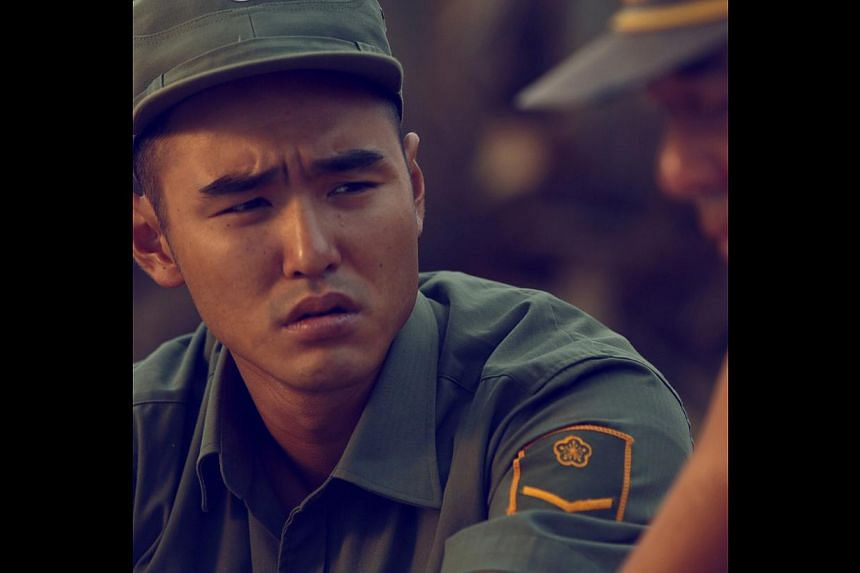 Ethan Juan plays a soldier posted to an officially sanctioned military brothel on the Taiwanese island of Kinmen. -- PHOTO: ENCORE FILMS