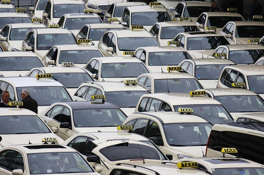 Taxi and limo operators say the new booking apps are not competing on a level playing field, largely because they do not have to meet the stringent requirements imposed on transport providers.
