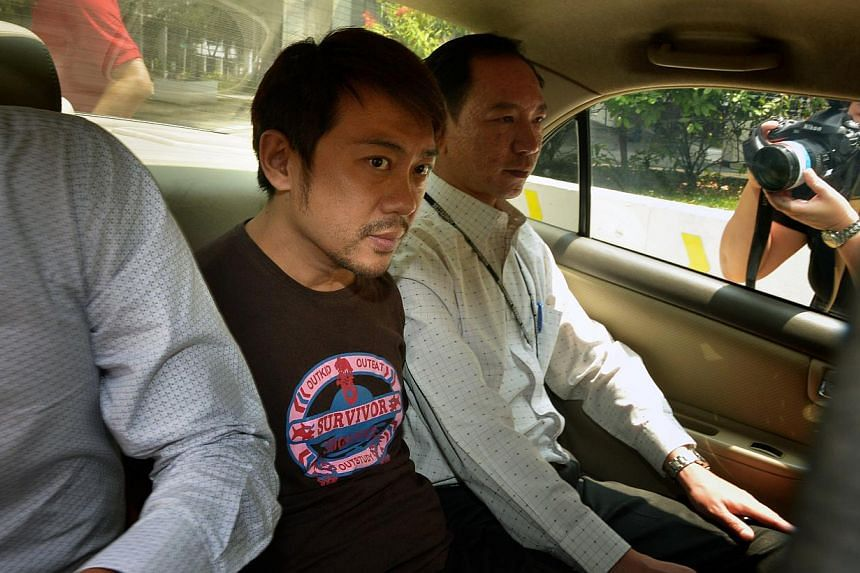 Former China tour guide Yang Yin, who is embroiled in a legal tussle over the assets of a wealthy 87-year-old widow, was charged in court with another 320 charges for falsification of accounts on Wednesday. -- ST PHOTO: KUA CHEE SIONG