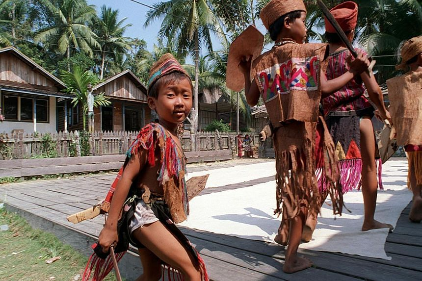 Integration in South-east Asia has been going on for centuries, even before the birth of the concept of Asean. This is evident from the Bajao Laut sea nomads who are spread across Indonesia, Malaysia and the Philippines, and the Dayaks (above) of Bor