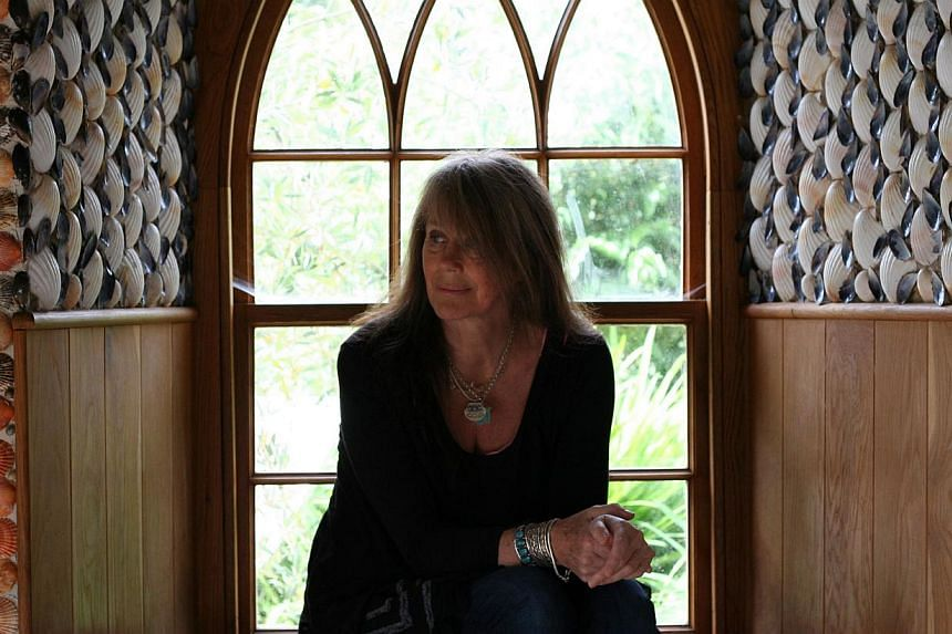 English folk musician Vashti Bunyan. -- PHOTO: FAT CAT