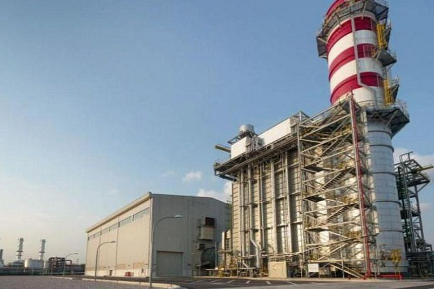 SEMBCORP Industries has suffered a 22.7 per cent slide in third quarter earnings to $196.6 million but actually recorded healthy operational profit growth. -- PHOTO: SEMBCORP INDUSTRIES