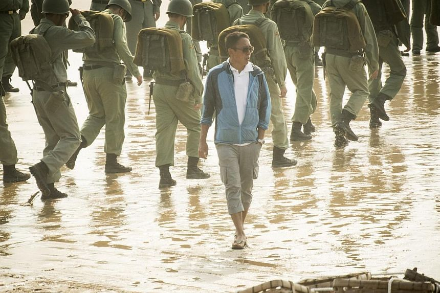Taiwanese director Doze Niu's movie, Paradise In Service was inspired by a newspaper article by a man who had done his national service in a military brothel.Acclaimed Taiwanese director Doze Niu received a suspended sentence for taking a Chine