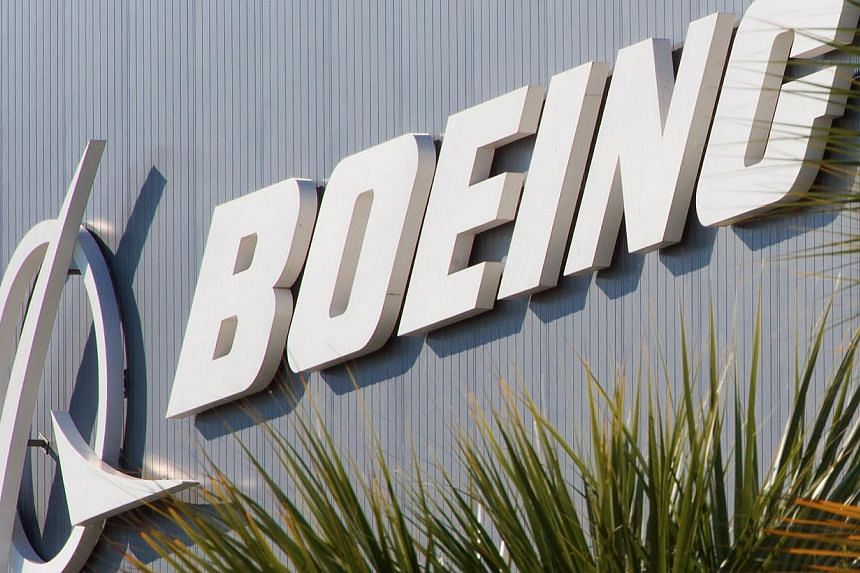 An order for 80 Boeing planes have been made by Japanese aircraft leasing giant SMBC Aviation Capital. -- PHOTO: AFP