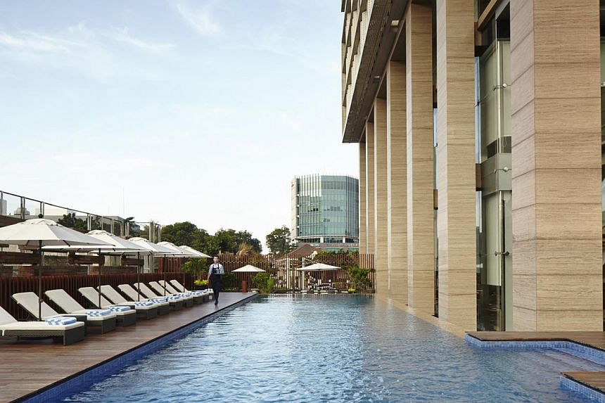 Frasers Hospitality said on Tuesday it has opened its second property, the 128-unit Fraser Residence Menteng, in Jakarta. -- PHOTO: FRASERS HOSPITALITY