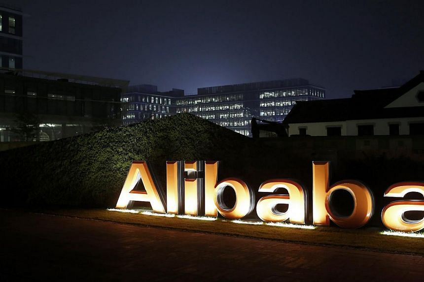 Alibaba has been pushing November 11 as Singles Day - so named for the number of ones in the date - since 2009 as it looks to tap an expanding army of Internet shoppers in China, which has the world's biggest online population. -- PHOTO: REUTERS