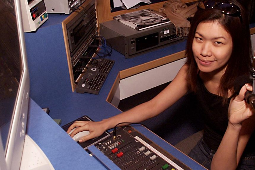 Teenagers in the 1990s remember former radio DJ Kate Reyes as the distinctive voice that read out their dedications on air on the popular programme Say It With Music. -- PHOTO: STREATS