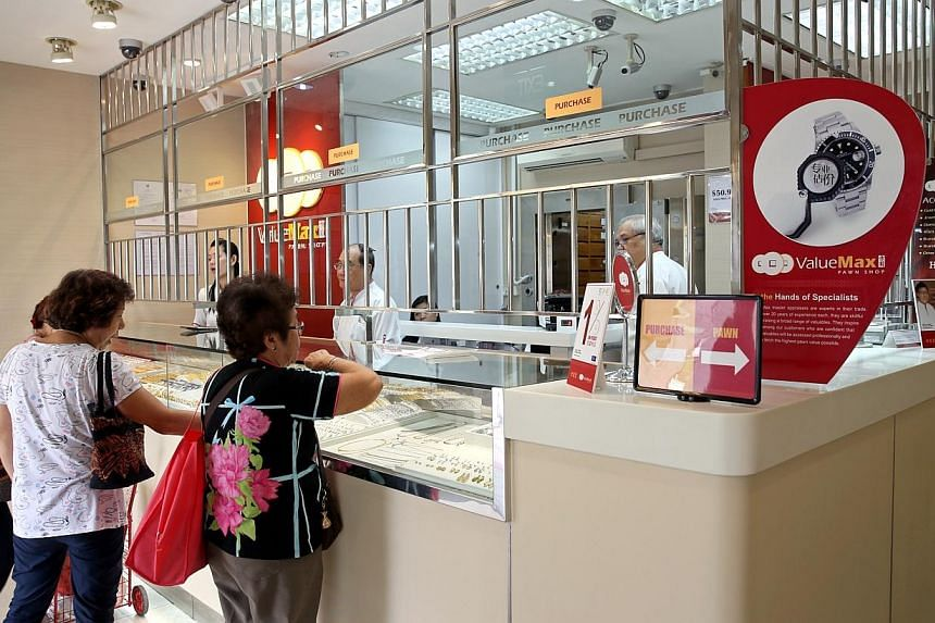ValueMax's revenue for the three months ended Sept 30 increased 7.5 per cent to $87.6 million, due to an increased contribution of S$7.5 million for the retail and trading of pre-owned jewellery and gold business, offset by a $1.3 million fall in rev